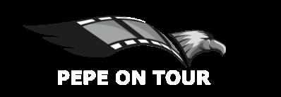 pepe on tour – Reiseberichte USA, Europa und anderswo Logo